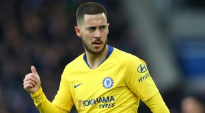 Hazard has been linked with Madrid for months. GOAL