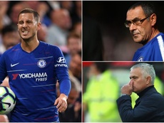 Maurizio Sarri is getting the very best out of Eden Hazard. GOAL