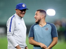 Eden Hazard caused Chelsea issues despite his form. GOAL