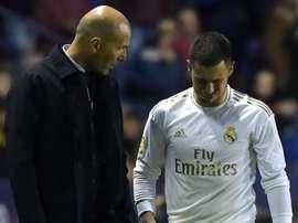 Guaio Real Madrid, infortunio per Hazard. GOAL