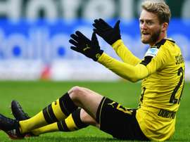 André Schürrle pourrait ne plus rejouer de la saison avec le Borussia Dortmund. Goal