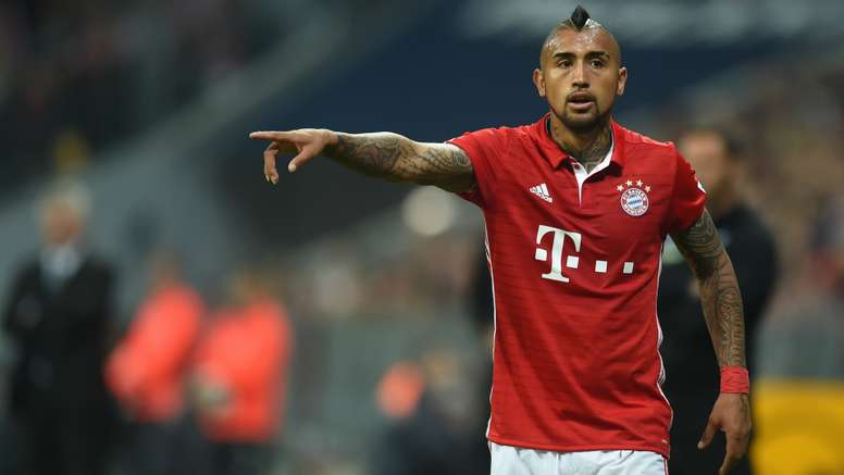 Arturo Vidal is attracting interest from Chelsea. Goal