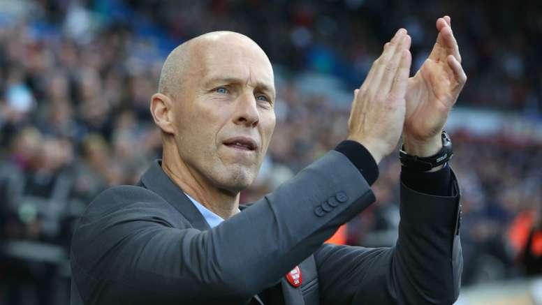 Bob Bradley admitted that he has two games to turn things around. Goal