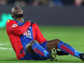 HD Christian Benteke Crystal Palace Premier League