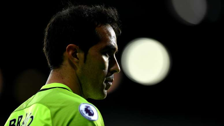 Bravo has received critics since joining City. Goal