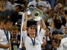 Cristiano ganhou 2 Champions ao Atlético. Goal