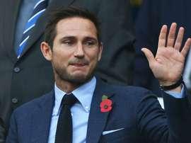L'ancien milieu de Chelsea Frank Lampard. Goal