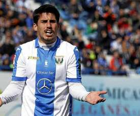 O Laganés estuda a melhor oferta para vender o brasileiro. Goal