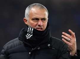 Mourinho e suas etapas. Goal