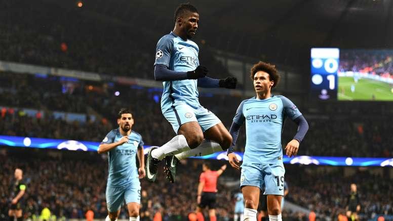 L'attaquant de 20 ans Kelechi Iheanacho a réussi à inscrire 3 buts en Premier League. Goal