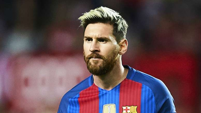 Messi To Extend Contract Puyol Pique Besoccer