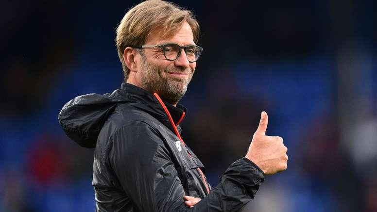 Liverpool travel on Sunday to Everton. Goal