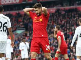 HD Liverpool Swansea. Goal