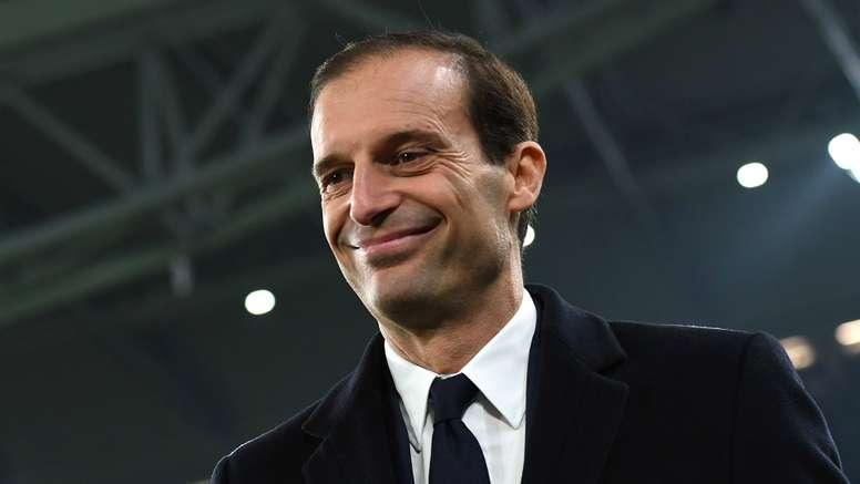 HD Massimiliano Allegri Juventus