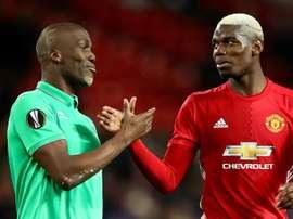 Paul et Florentin Pogba se sont affrontés pour la première fois en professionnel. Goal