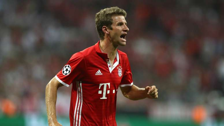 Thomas Muller has been benched for the clash against RB Leipzig. Goal