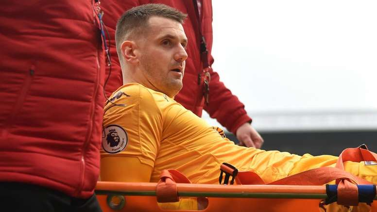 Heaton and Wesley set for scans. GOAL