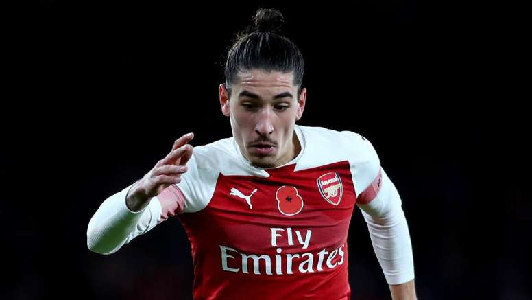 Bellerin is close to an Arsenal return. GOAL