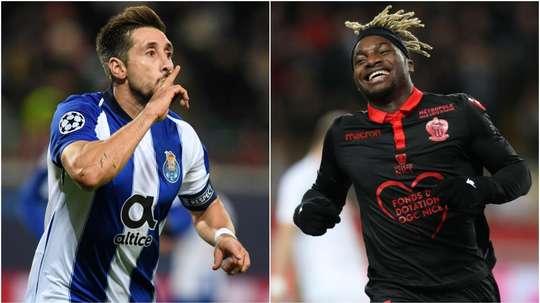 Herrera e Saint-Maximin per il Milan. Goal