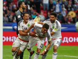 Hector Moreno's late header earned Mexico a deserved point in the eyes of their coach. GOAL