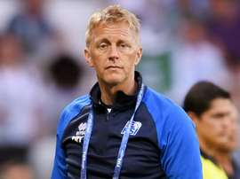 Hallgrimsson has resigned from the Iceland job. GOAL