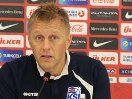 L'Islande se sépare de son sélectionneur. Goal