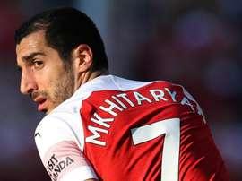 Mkhitaryan salta la finale di Europa League: motivi politici