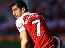 Emery says Mkhitaryan made the decision to not travel to Azerbaijan. GOAL