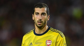 Mkhitaryan moved to Roma to get more chances to play. GOAL