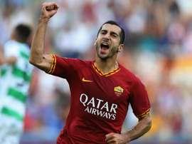 Roma a trazione anteriore a Bologna: Mkhitaryan ancora dal 1'