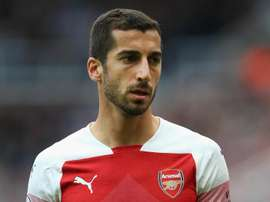 Mkhitaryan will not travel due to political reasons. GOAL
