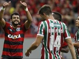 Fluminense 0 x 2 Flamengo: Dourado desencanta, Vizeu volta a marcar e Fla vence clássico