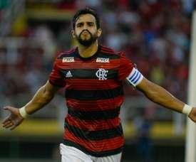Recuperado, Henrique Dourado deve voltar ao Brasil. Goal