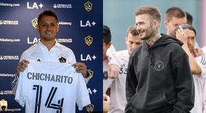The MLS returns. GOAL