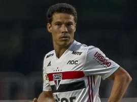 Hernanes não engrena no São Paulo em 2019. Goal