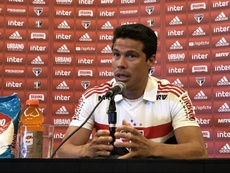 Hernanes, São Paulo. Goal