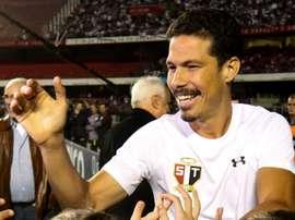 Triunfo muito importante para o 'Tricolor' na Serie A. Goal