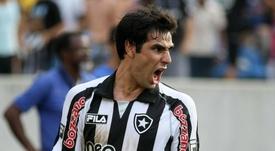 Herrera 'reaparece' e anima torcida do Fogão. Goal