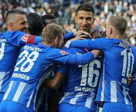 Hertha Berlin could now be in the money. GOAL