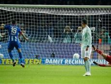 Le Bayern tombe contre le Hertha BSC. Goal