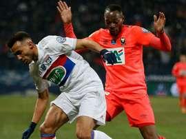 Marça s'en était pris à Genesio en Europa League. Goal