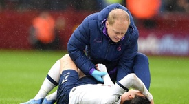 Winks regrette la blessure de Son. Goal