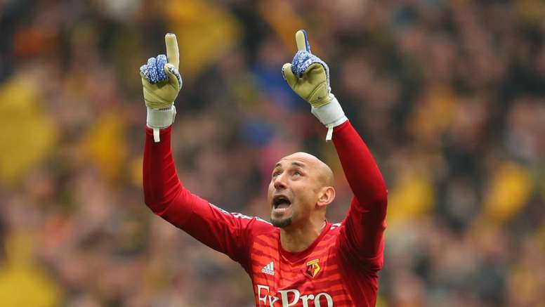 Gracia hopes FA Cup final is not Gomes' last game. Goal