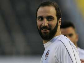 Higuain hasn't asked to leave Milan. Goal