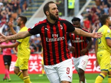 Higuain feels like he was 'kicked out' of Juventus after Cristiano Ronaldo's signing in July. GOAL