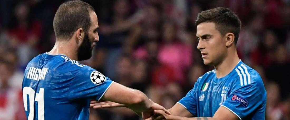 Juventus-Bayer Leverkusen: Higuain più di Dybala