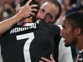 La Juventus s'impose sur le fil. Goal
