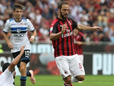 Milan a été accroché. Goal