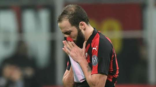 Mistero Higuain. Goal