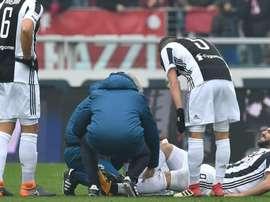 La Juventus voit son infirmerie se remplir. Goal